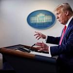 Trump azzal fenyeget, hogy az USA nem ad több pénzt a WHO-nak