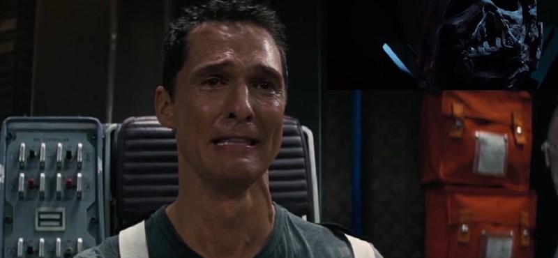 Észrevette már, hogy Matthew McConaughey ennyit zümmög?