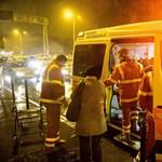 3000 bevetés, 2 szülés - így alakult a mentők Szilvesztere