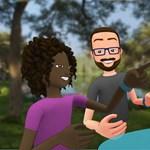 Megjelent a Facebook virtuális világa, ahol állítólag sokkal jobb lesz beszélgetni