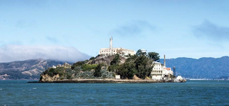Feltárult az Alcatraz titka: alagutakat, lőszerraktárt találtak a börtön alatt