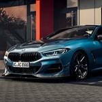620 lóerősre vadították az új 8-as BMW-t