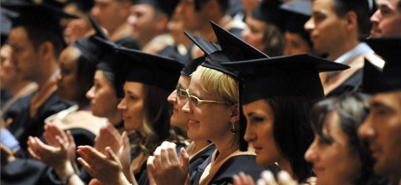 Friss felsőoktatási rangsor: öt magyar egyetem képzései a legjobbak között