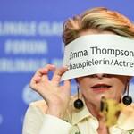 Emma Thompson: Nem Weinstein az egyetlen ragadozó Hollywoodban - videó