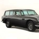 Stílusos családi autót keres? Íme, egy veterán Aston Martin kombi