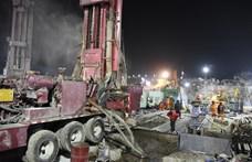 Tizenegy aranybányászt kimenekítettek Kínában