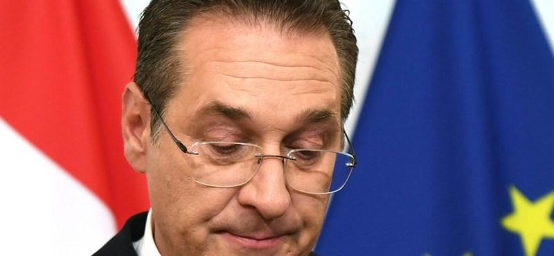 Lemondott Heinz-Christian Strache