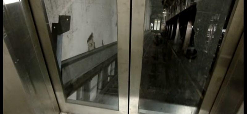 Ha minden igaz, így néznének ki a 3-as metró ferdepályás liftjei – videó