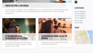 Szexistára sikerült a szexizmus elleni kampány a BME-n