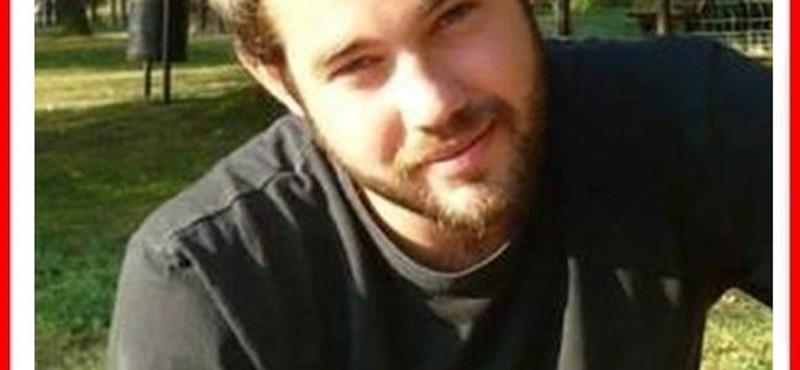 Fotó: Eltűnt egy zavart, 29 éves férfi