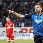 Szalai Ádám megint bekerült a Bundesliga-forduló álomcsapatába