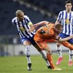 Kikapott Portóban a Juventus, előnyt szerzett Sevillában a Dortmund
