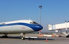 Különleges Malév-repülőgép látható most Ferihegyen – fotók