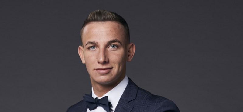 Zsóri Dániel nyerte a FIFA Puskás-díját