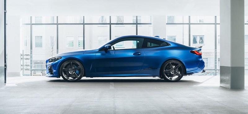 M4 helyett: 420 lóerős lett a BMW M440i