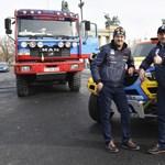 Ennyi volt Szalayéknak az idei Dakar