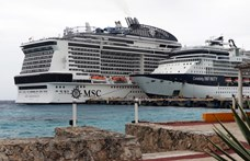 Koronavírus: több tucat magyar utas van a Mexikóban a vesztegzár alá helyezett óceánjárón