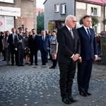Steinmeier: Németország mindig hálás lesz, hogy Európa és az európaiak visszafogadták őt maguk közé