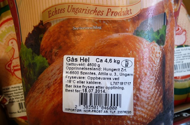 Magyar termék a boltok polcain
