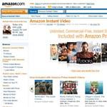 Már 100 000 film és filmsorozat érhető el az Amazonon
