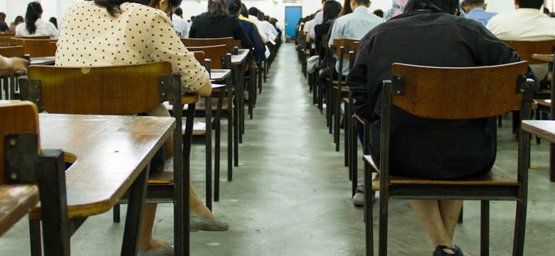 Középiskolai felvételi: itt vannak a feladatsorok és megoldások