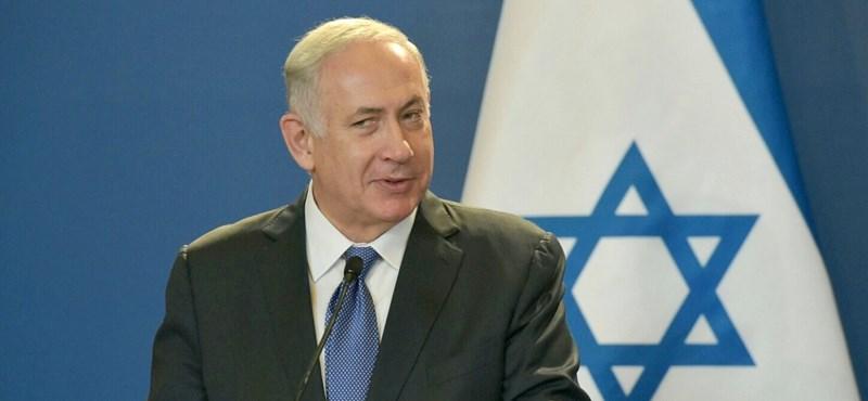 Netanjahu mentelmi jogot kér
