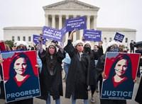 Elkezdheti az abortusz szabályainak szigorítását az amerikai legfelsőbb bíróság