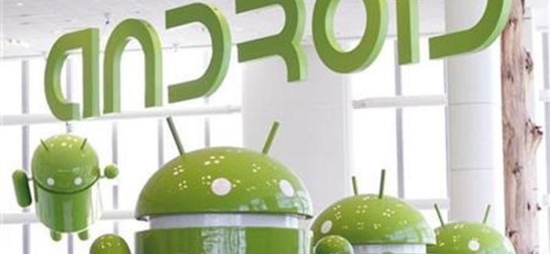 Durván száguld az Android