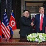 Trump megint levelet kapott Kim Dzsong Untól