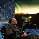 Óriási az érdeklődés, egy hét alatt több mint 800 000 ember töltötte le Stephen Hawking doktoriját