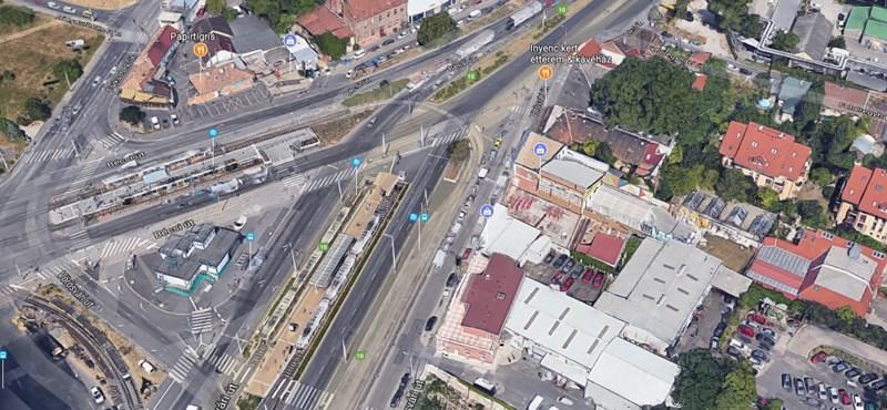 A 3-as metró miatt lemondott a főváros az 1-es villamos északi meghosszabbításáról