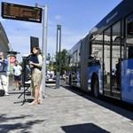 Ez is eljött: sűrítik a reptéri buszokat