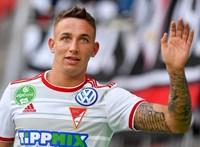 Zsóri Dániel ollózása az év gólja lehet a FIFA-nál