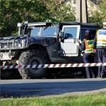 Panaszt tett meggyanúsítása ellen a rendőrgyilkos hummeres
