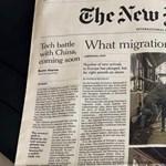 Lerántja a leplet a New York Times Orbán álvilágáról
