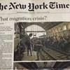Trump szerint a New York Times ördögi propagandagépezet