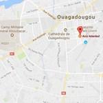 Megtámadtak egy burkinai fasói kávézót, 17-en meghaltak