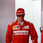 Nagy hajrá után Räikkönené a pole pozíció