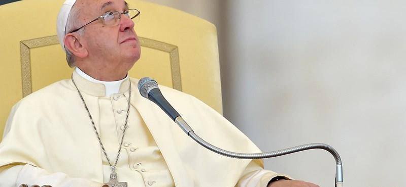 A pápa szerint a zika miatt elfogadható a óvszerhasználat