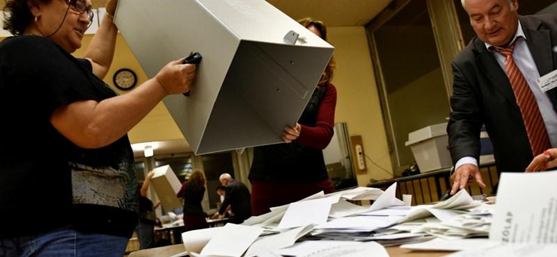 3,25 millióan mondtak nemet, kétszázezren érvénytelenül szavaztak