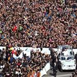 Lemond a pápa - Utolsó általános audencia