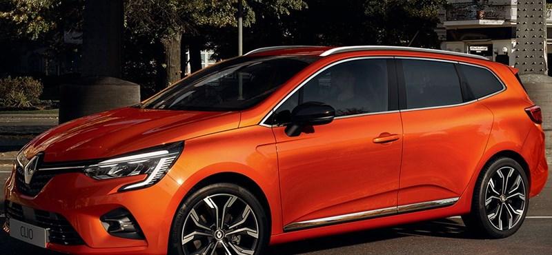 Íme a kombi és 3 ajtós új Renault Clio, amely magyar kéz munkáját dicséri