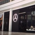 Megnyílt az első Mercedes-szalon gyerekeknek