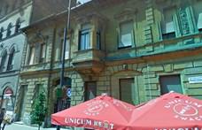 Négycsillagos szálloda épül a Mikszáth tér egyik épülete helyén