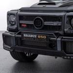 850 lóerő a politikailag abszolút nem korrekt Mercedes terepjáróban