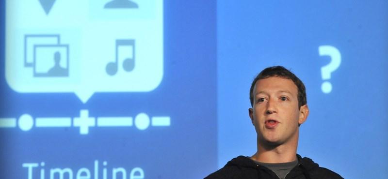 Valami érdekes dolgot szúrtak ki Mark Zuckerberg laptopján – fotó