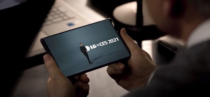Megvan, mennyibe kerülhet az LG feltekerhető kijelzős telefonja