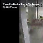 Ne álljon üvegajtó mögé, ha jön a tornádó – videó