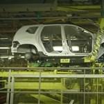 Videó: így zenélnek a gépek a Dacia romániai üzemében
