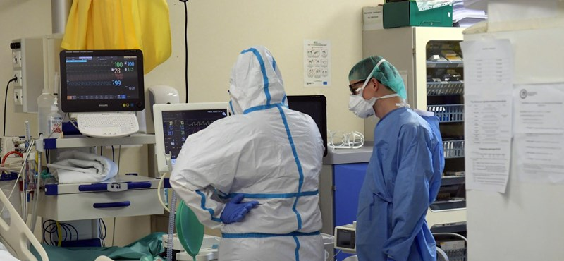 Koronavírusos lett a járványügy egyik vezetője